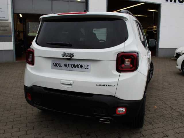 JEEP Renegade 1.3 T-GDI Limited Panoramadach Navi