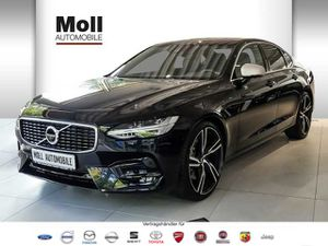 VOLVO S90 T6 AWD Geartronic R-Design Navi LED BFS