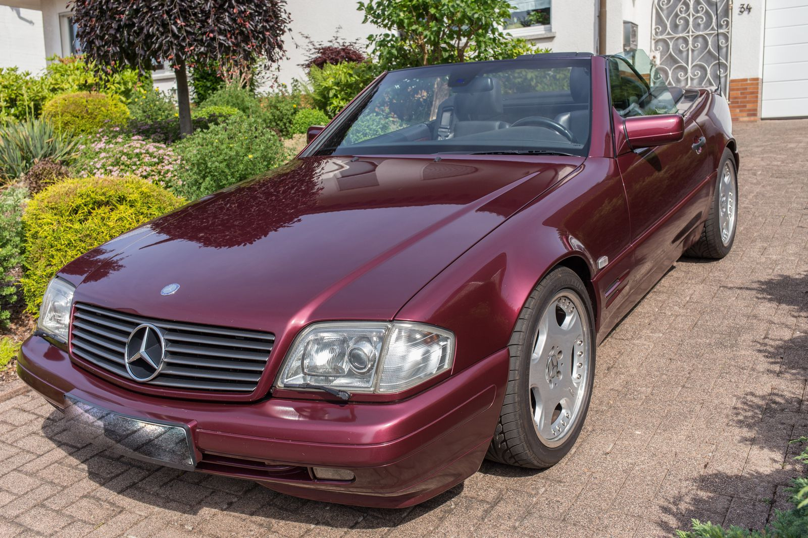 Mercedes-Benz SL 320 R129