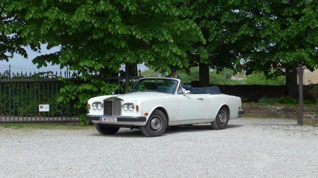 Rolls-Royce Corniche 1