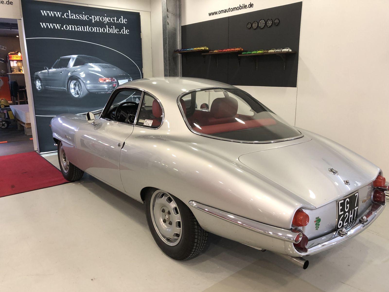 Alfa Romeo Giulia Sprint SS