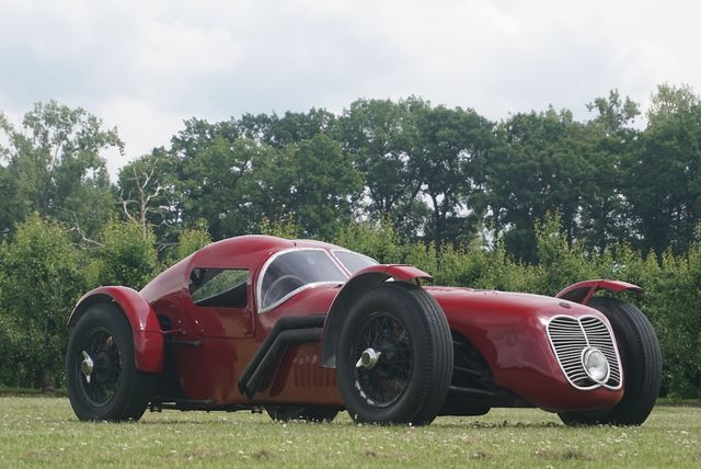Maserati Sonstige Monofaro A6GCS replica