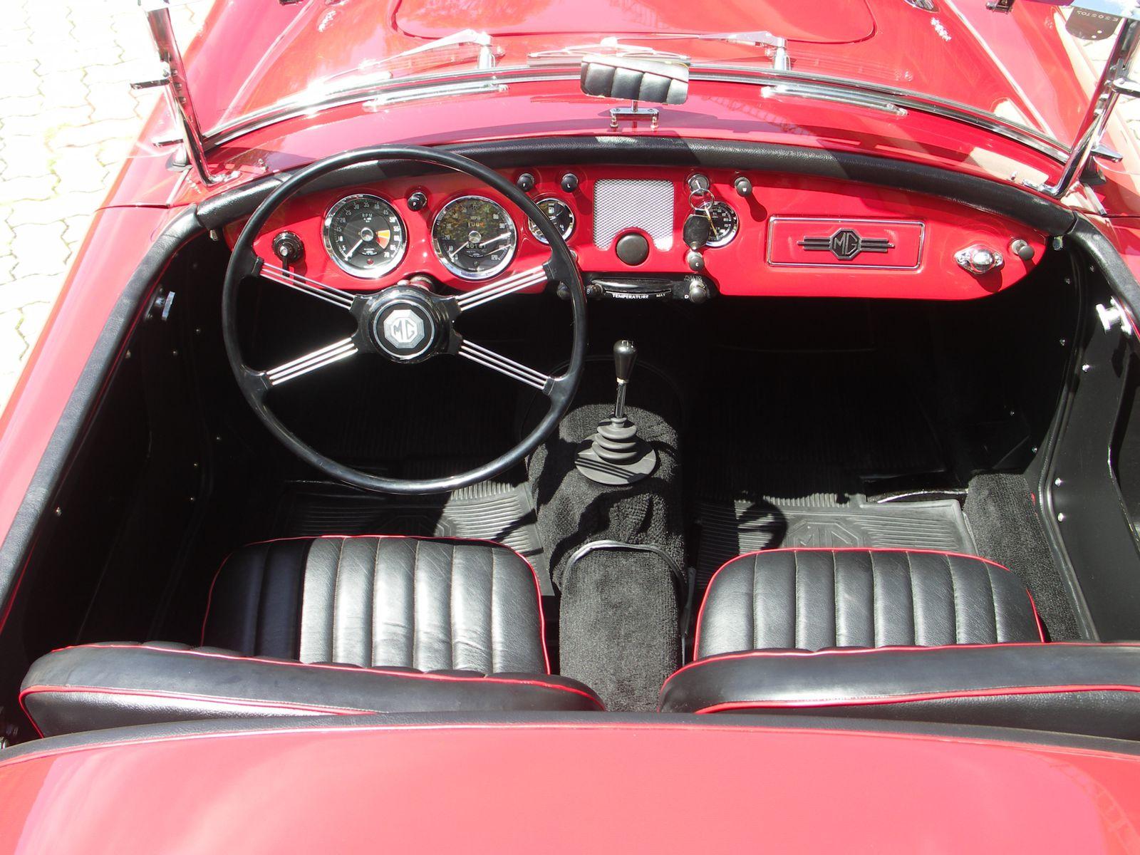 MG MGA 1600 Roadster