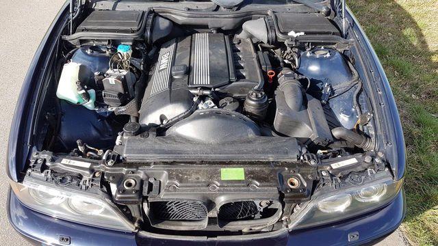 BMW 530 E 39