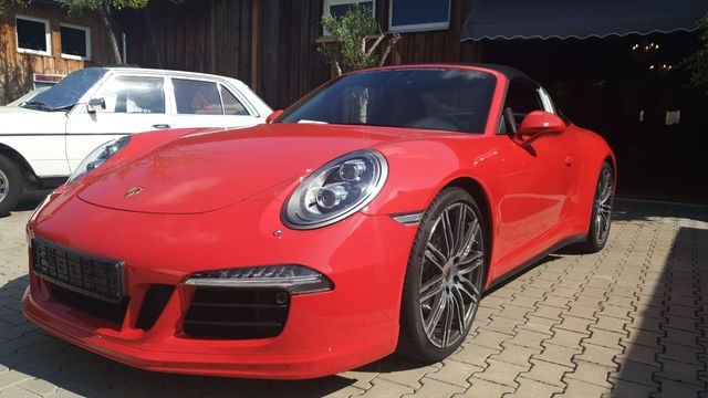 Porsche 991 Targa 3,8