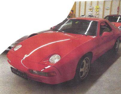 PORSCHE 928 GTS Coupé