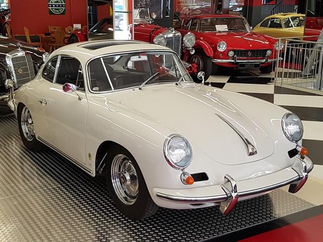 PORSCHE 356 B Carrera 2000 GS