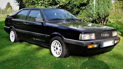 AUDI Coupe Typ 85