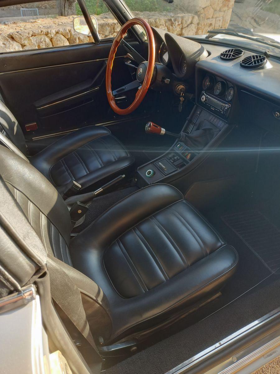 Alfa Romeo Spider 115