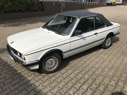 BMW Baur TC Cabrio