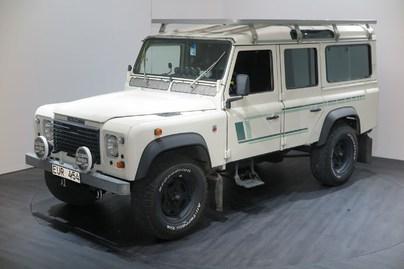 LAND ROVER 110 V8 Benziner