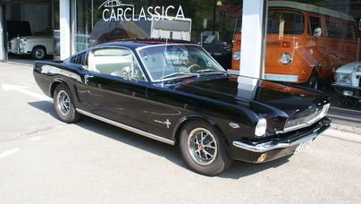 FORD K-KODE Ford Mustang Fastback