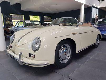 PORSCHE 356 Speedster Replika