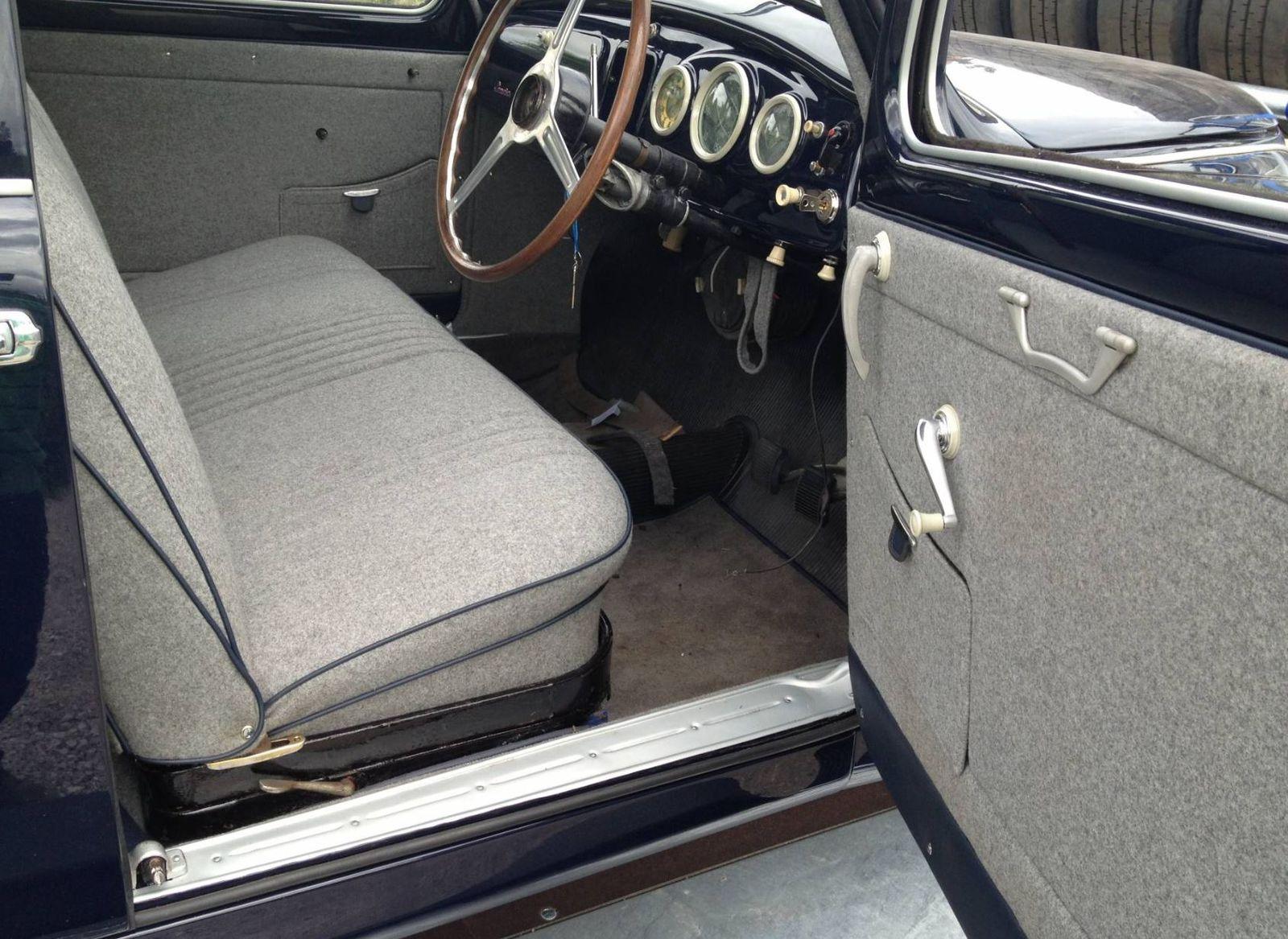 Lancia Aurelia B10