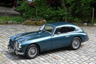 ASTON MARTIN DB 2/4 Coupé