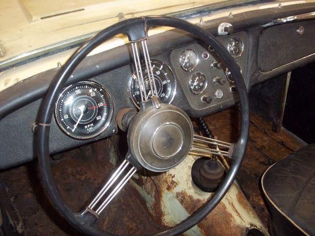 Triumph TR3 Original
