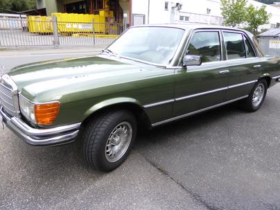 MERCEDES-BENZ 350 SE W116