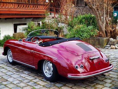 PORSCHE 356 A Speedster 1600