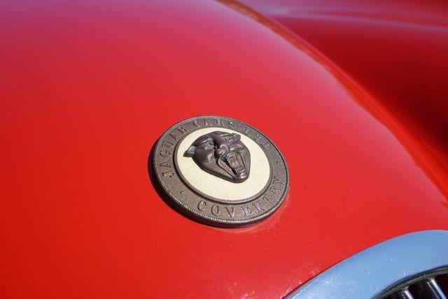 Jaguar XK 120 SE