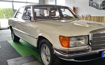MERCEDES-BENZ 280 S W116