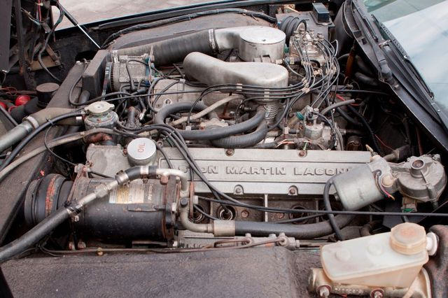 Asia Motors Sonstige Lagonda - Projekt