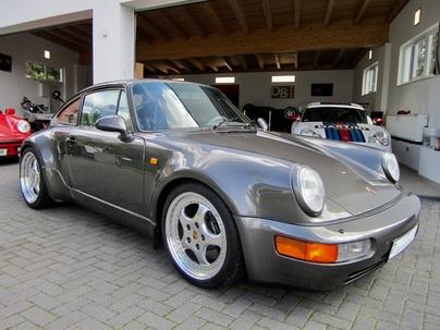 PORSCHE 911 965 Turbo