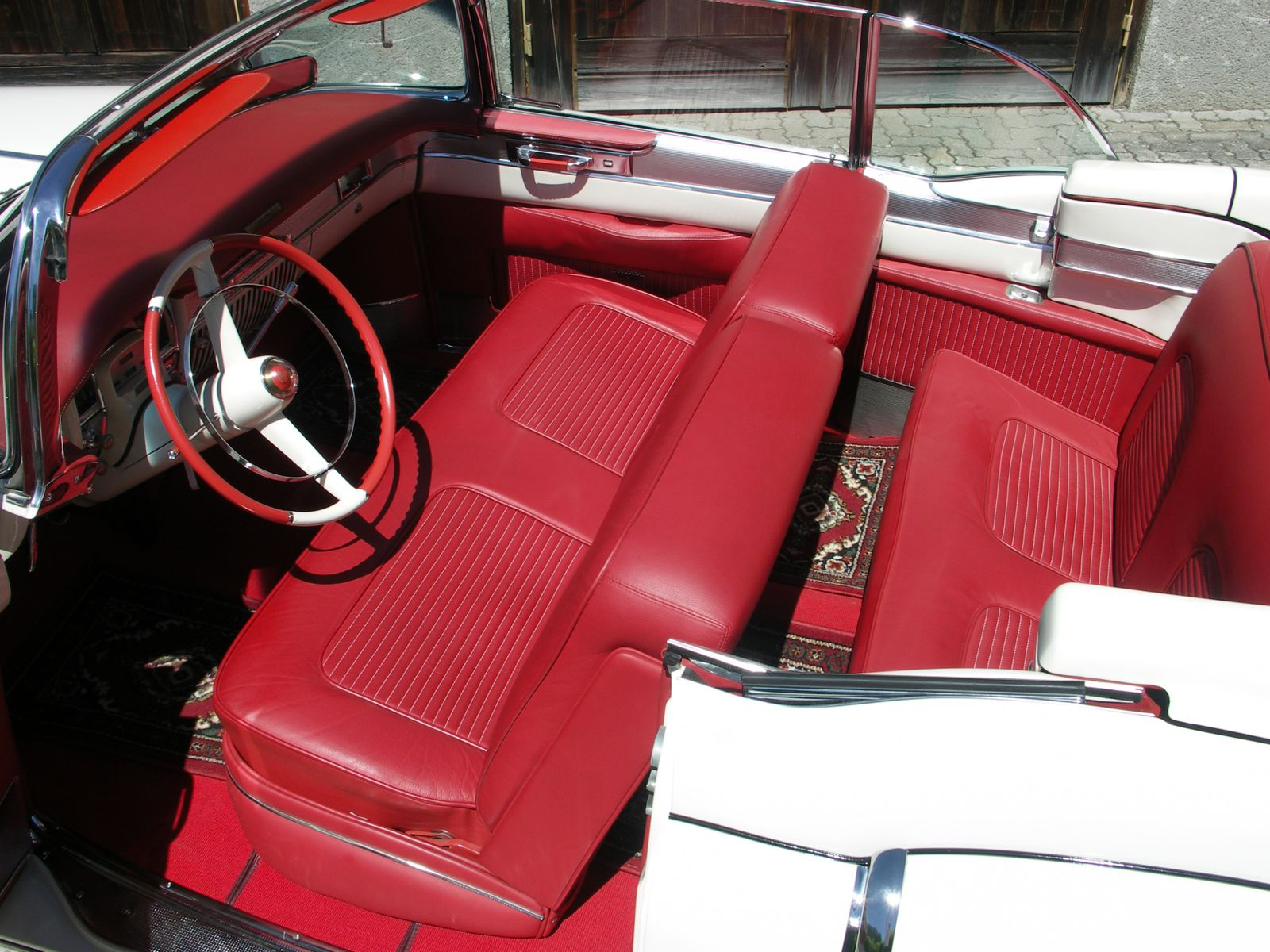 Cadillac Eldorado Convertible Sport