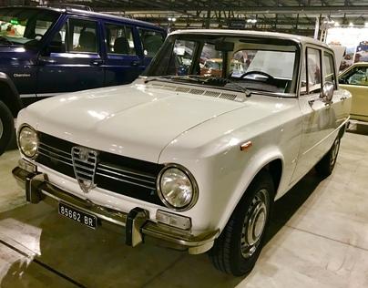 ALFA ROMEO 1300 Super