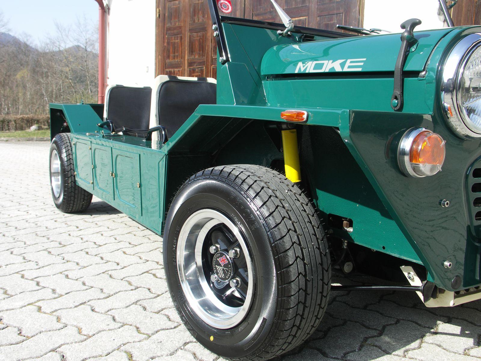 Mini Mini Moke