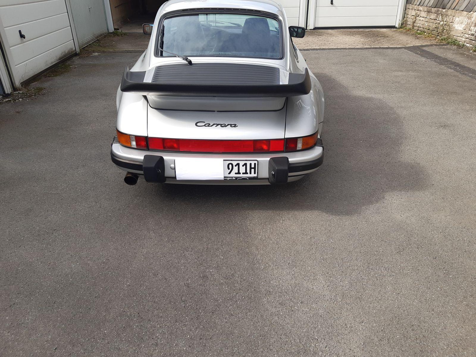 Porsche 911 G Modell Typ 930