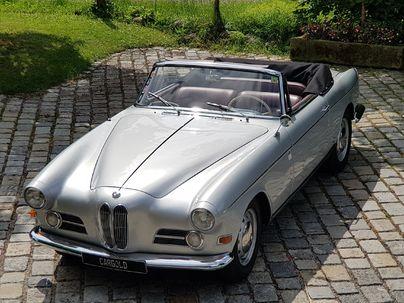 BMW 503 Cabrio Serie 1