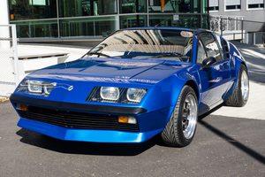 Renault Alpine Sonstige