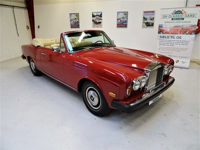 ROLLS-ROYCE Silver Shadow Drophead Coupée