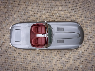 JAGUAR E-Type S 1 OTS